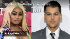 <font color='#0000ff'>[Video] Blac Chyna 'devastated' after Rob Kardashian posted explicit photos online, gets restraining order</font>