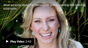 <font color='#0000ff'>[Video] Bride-to-be called 911 for help and was fatally shot by a Minneapolis police officer</font>